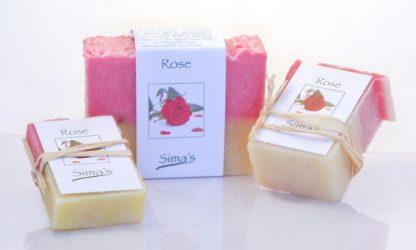Rosen Seife von Sima's
