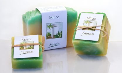 Sima' s Seife Minze