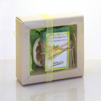 Sima's Seife 30 gramm im edlen Geschenkkarton Simadretto