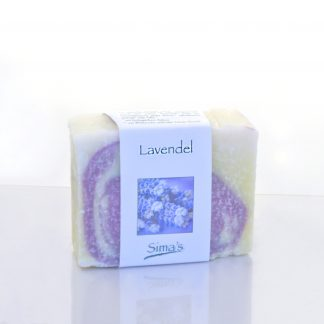 handgerührte Seife, Lavendelseife