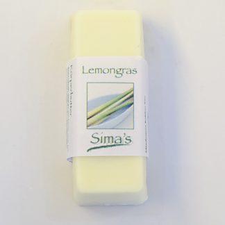 Sima's Körperbutter Lemongras