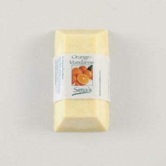 Körperbutter Orange-Mandarine von Sima' s