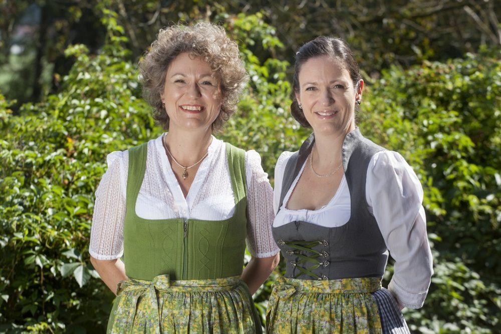 Silvia und Manuela von Sima's