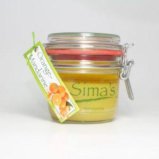 Sima's Meersalzpeeling Orange Mandarine