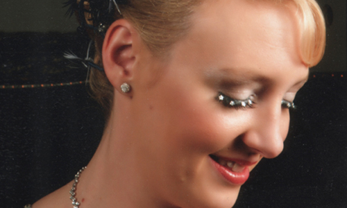 Make up für Bühne und Auftritte