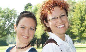 Silvia und Manuela von Sima' s