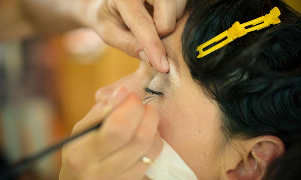 Make up für den schönsten Tag des Lebens - Brautmake up für kirchliche und standesamtliche Hochzeit