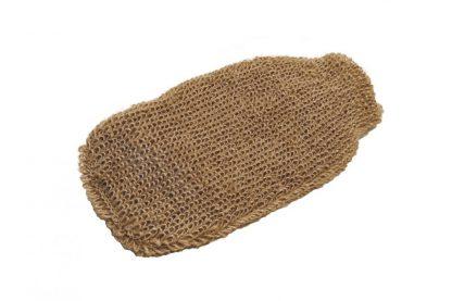 Gesichtspflegehandschuh mit Bio-Baumwolle