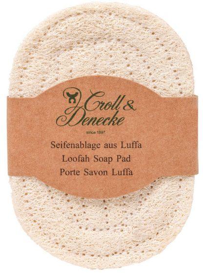 Seifenablage aus Luffa