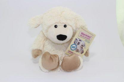Wärmekissen: Warmies ® Wärme-Stofftier für die Mikrowelle - Schaf