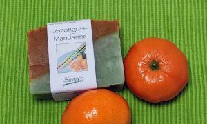 Lemongras Mandarine Seife